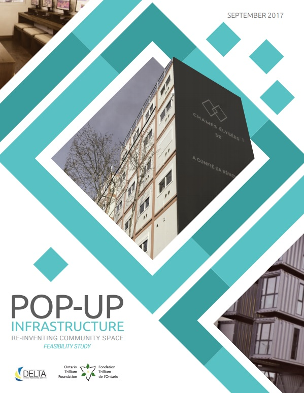 POP-UP INFRASTRUCTURE PROJECT REPORTS